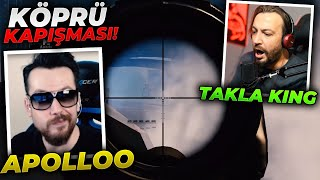 APOLLOO VS TAKLA KİNG 1VS1 Pubg Mobile