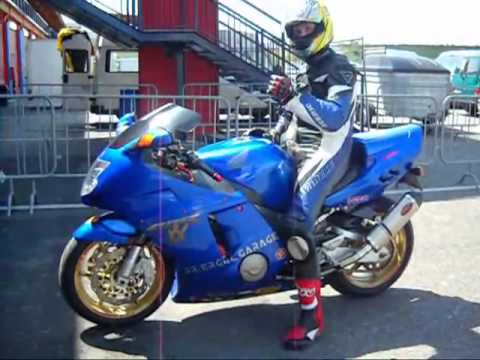 honda cbr 1100 xx mass exhausts youtube. Black Bedroom Furniture Sets. Home Design Ideas