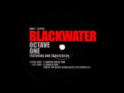 Octave One ft Ann Saunderson  Black Water String vocal