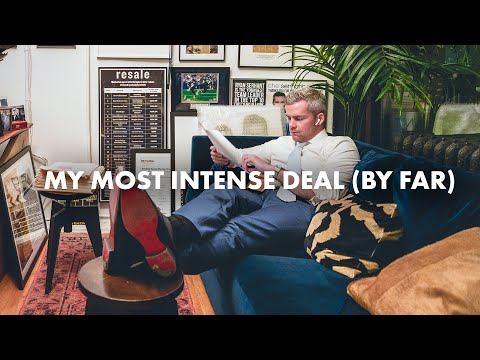 My MOST INTENSE Real Estate Deal | Ryan Serhant Vlog #108