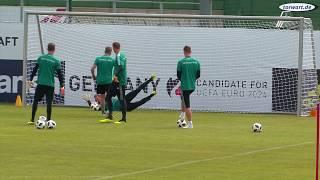 Teil II | Torwarttraining der deutschen Nationalmannschaft in Südtirol - 29.05.2018
