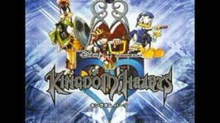 Kingdom Hearts Music- Dive Into the Heart