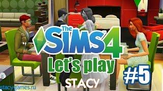 Let's play Sims 4 / Давай играть в Sims 4 (Симс 4) #5 / Беременность, Работа / Stacy(Всем привет! И это пятая серия летсплея Симс 4 (Sims 4)! В этой серии Симс 4 мы отправимся на работу, уволимся,..., 2014-09-12T10:51:13.000Z)