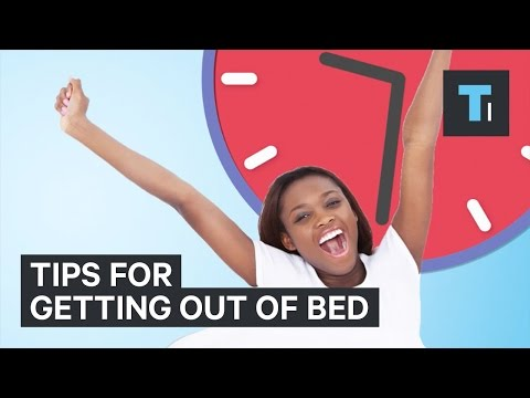 6 science-backed ways to make getting out of bed easier