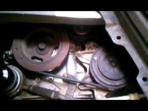 2006 nissan quest belt replacement youtube rh youtube com 2008 nissan quest belt diagram nissan quest belt replacement