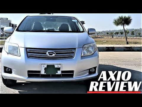 TOYOTA COROLLA AXIO (JDM) OWNERSHIP REVIEW ! 2007 X GRADE !