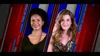 Thaís Moreira x Rebeca Sauwen - (Crazy - Gnarls Barkley) The Voice Brasil 2015