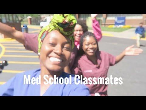 MEDICAL SCHOOL CLASSMATES! | Med School VLOG 9