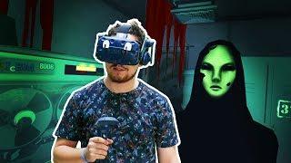 KTOŚ ZA MNĄ STOI... - Please, Don't Touch Anything VR