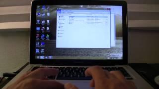 Running Windows Only on Macbook Pro