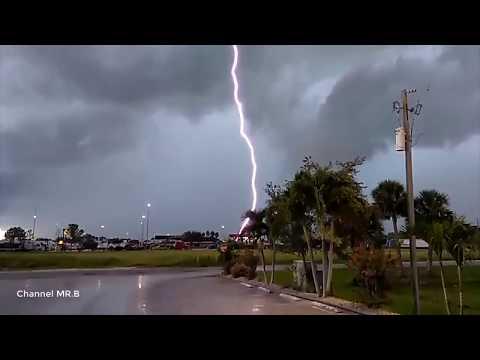 Oh My Gosh!! Thunder , Tornado , Hurricane