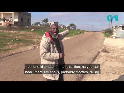HTS and Zinki Clashing in Idlib Province