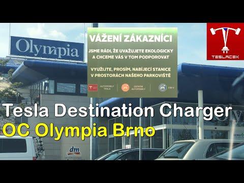 #102 OC Olympia (Brno) Tesla DCH | Teslacek
