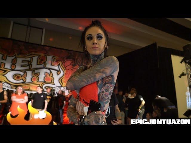 Hell City Tattoo Festival | Phoenix | EPICJONTUAZON
