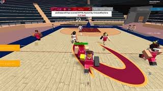 [ROBLOX - Hoops] Cleveland Cavaliers vs Houston Rockets | Timosotherbro Highlights
