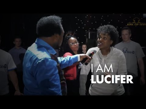 """I AM LUCIFER"" Powerful Derance"