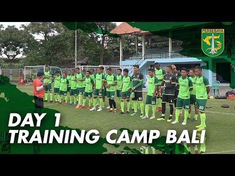 Mengawali Hari Pertama Dengan Latihan Pagi-Sore   Day 1 Training Camp Bali 2019