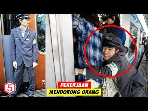 Hal-Hal Gila Ini Cuma Bisa Kalian Temukan Di Jepang
