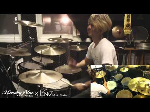 Hatsune Miku - World is mine(live) Drum Cover
