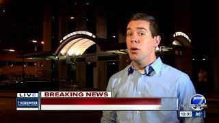 Two stabbed on light rail in downtown Denver