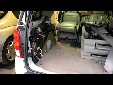 2009 Pontiac Montana SV6 With No Heat - Rear Heater Core Maintenance Tips