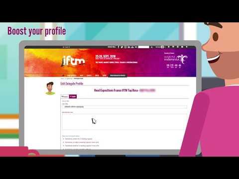 My @iftm 2018 - Your meeting platform