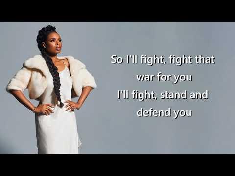 I'll Fight (Lyrics) - Jennifer Hudson Mp3