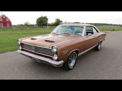1967 Mercury Comet Cyclone GT390 For Sale~Show Quality~Cinnamon Frost~Ford Nationals