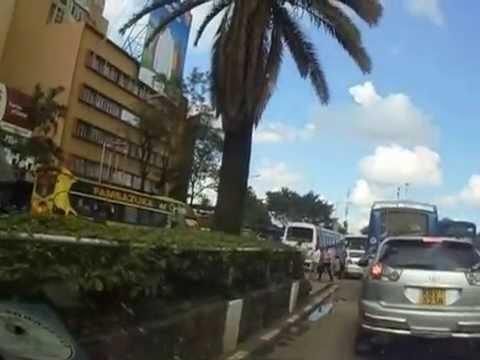 NAIROBI CITY TRAFFIC