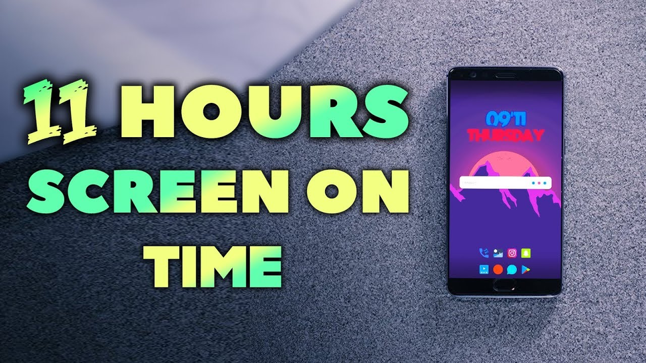 Best Rom + Kernel | Unbelievable Battery Life And Performace |
