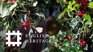 How To Make A Tudor Christmas Decoration