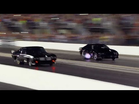 Big Chief vs Kye Kelly $100k+ Race!