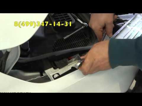 Амортизатор упор капота на Ford Kuga KU FD KG02 00 обзор, установка