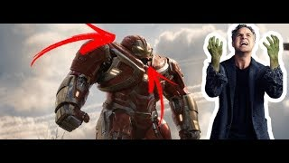 Diretores explicam decisão sobre Hulk em guerra infinita