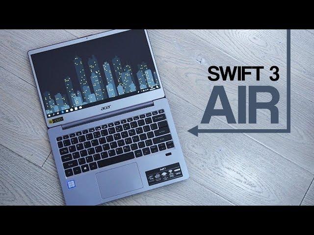 Enteng, Hemat, Mantap! - Acer Swift 3 Air