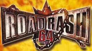 BEST NINTENDO 64 RACING GAME | Road Rash 64 Full Game! [🔴LIVE!]