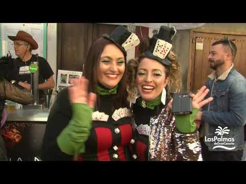Carnaval de Día en Vegueta