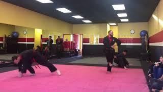 2018 Benicia Martial Arts Demo - Kenpo