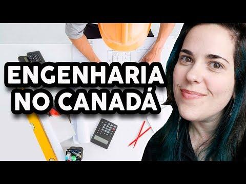 ENGENHARIA NO CANADÁ
