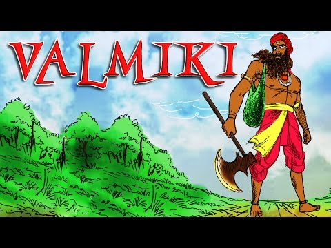 Valmiki | Kilkariyan | Hindi Stories for Kids | Bedtime Chil