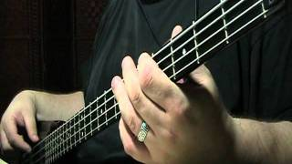 Download Lagu The Script The Man Who Can't Be Moved Bass Cover Mp3