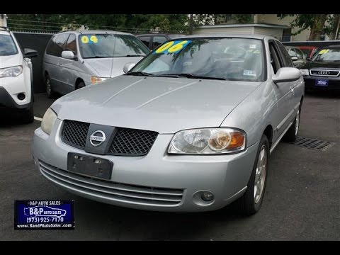 Awesome 2006 Nissan Sentra 1.8S Special Edition