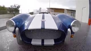Shelby AC COBRA électrique by TAautosport et OZO