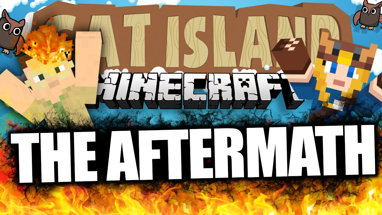 Minecraft: Cat Island #22 - The Aftermath