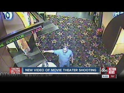 New video shows how a Wesley Chapel theater shooting played out