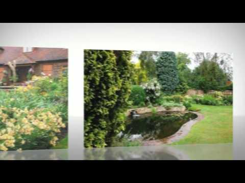 видео: Ландшафтный дизайн своими руками. Красивые идеи
