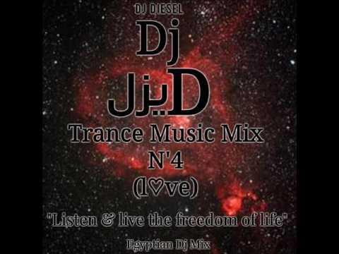 Trance  Music Mix N'4 (Love) By {Dj Diesel}