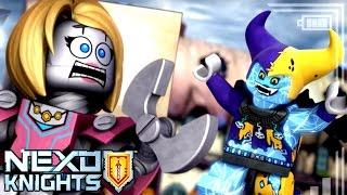 Руина СтоунХарт ! Lego Nexo Knights - Игра про Мультики Лего Нексо Найтс 2017 Видео для Детей