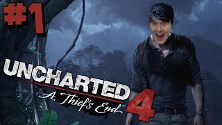Uncharted 4 Walkthrough Part 1 HD - ESCAPING THE NUN