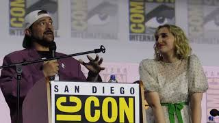 Jay and Silent Bob Reboot panel SDCC 2019 with Kevin Smith